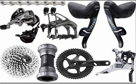 SRAM FORCE 22 Carbon